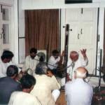Recording Dr. C.P. Rele